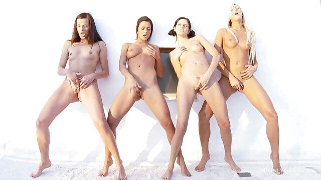 Adulte pas d'inscription  La chaude brune Ivy Winters a sucé une énorme film porno complet nouveau bite et se fait baiser